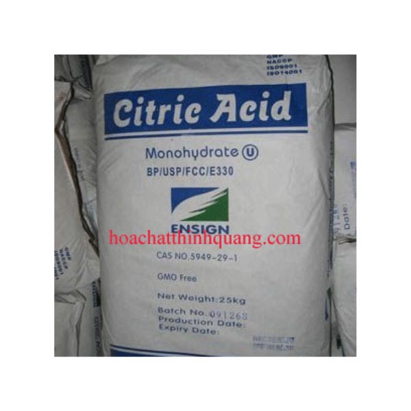 Acid Citric Anhydrous