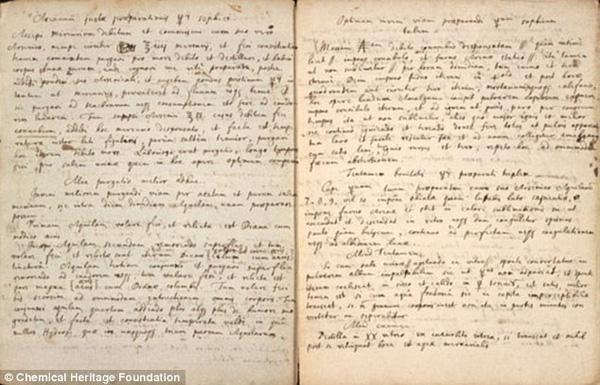 Isaac Newton từng sở hữu bí kíp